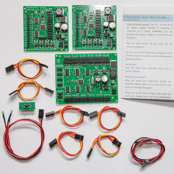 Starter Kit Servo Edition