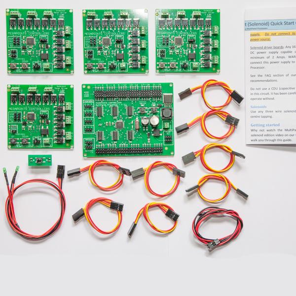 Starter kit solenoid